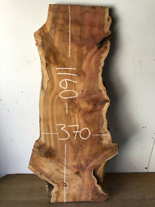 Waney Edge Live Edge Air Dried Yew Boards Planks Slabs River Table