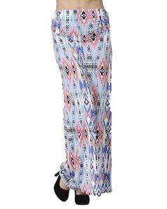 Women's Tribal Print Long Knit Skirt