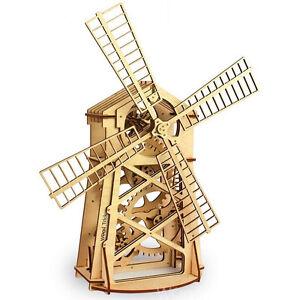 Wood Trick: Mill (Mühle)
