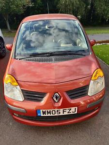 2005-Renault-Modus-1-2-Privilege-5dr-HATCHBACK-Petrol-Manual-Left-Hand-Drive
