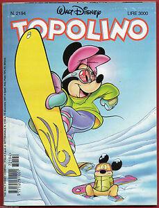 fumetto-TOPOLINO-WALT-DISNEY-numero-2194