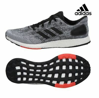 New Adidas Men's Pureboost DPR Black