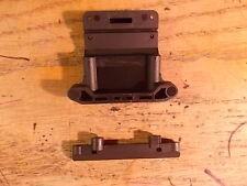 SM-34 Plastic Parts (D) - Rear Bulkhead & Rear Stopper - Kyosho Outrage Tracker