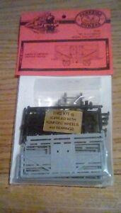 Parkside Dundas PC50 LNER Cattle Wagon Kit
