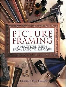 Picture-Framing-A-Practical-Guide-from-Basic-to-Baroque-by-Desmond-Mac-Namara