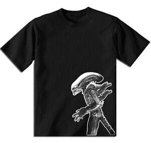 ALIEN-t-shirt-predator-movie-S-M-L-XL-2XL