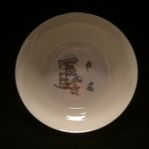 Wondrous Details About Lenox Special Rocking Chair Girl Cereal Bowl Ibusinesslaw Wood Chair Design Ideas Ibusinesslaworg