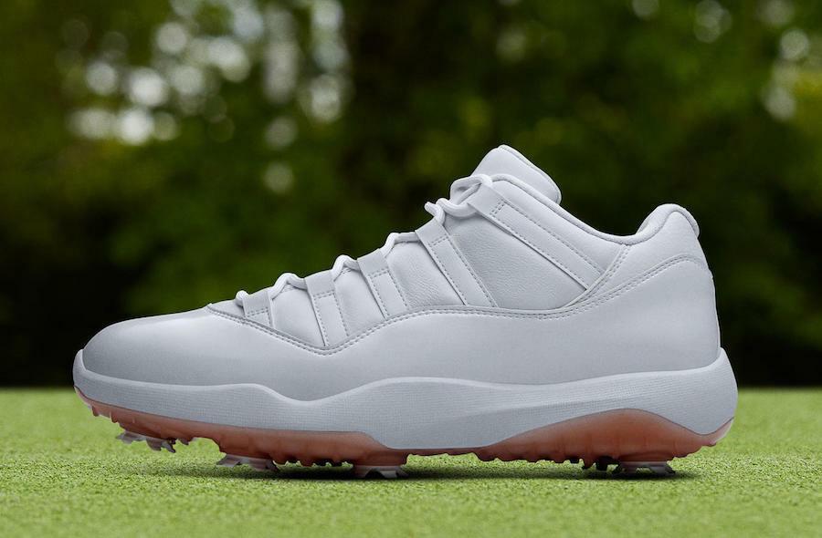Jordan 11 XI Low Concord Golf Shoes