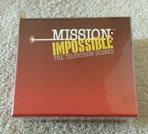 Mission-Impossible-The-TV-Scores-SOLD-OUT-Ltd-1-500-OOP-6-CD-Soundtrack-Box-Set