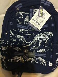 Pottery Barn Kids Large Mackenzie Backpack Glow In The
