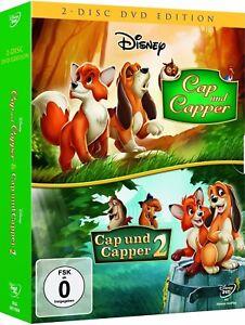 CAP UND CAPPER CAP UND CAPPER 2 (Walt Disney) 2 DVDs NEU+OVP - Oberösterreich, Österreich - CAP UND CAPPER CAP UND CAPPER 2 (Walt Disney) 2 DVDs NEU+OVP - Oberösterreich, Österreich