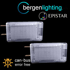 FOR PORSCHE BOXSTER 1997-11 CAYMAN 2006-11 18 LED LUGGAGE COMPARTMENT BOOT LAMPS