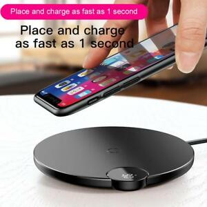 Baseus-Wireless-Fast-Charging-Pad-Charger-Dock-for-iPhone-X-XR-XS-XS-Max-Samsung