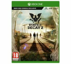 State of Decay 2 Microsoft Xbox One Game - 18+ Years