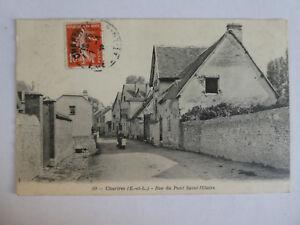 CPA-59-Chartres-Rue-du-pont-Saint-Hilaire