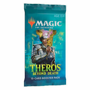 Sealed Theros beyond Death THB Premium Foil Promo Booster Pack magic MTG
