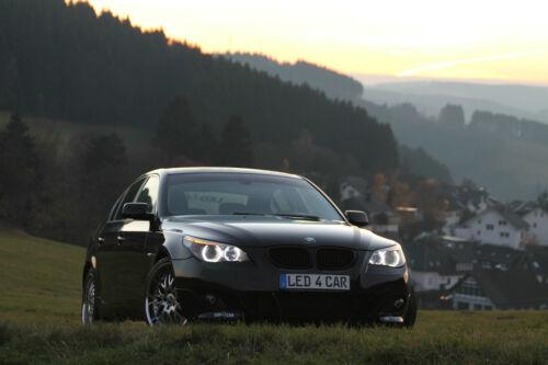LED Angel Eyes BMW E87 E81 E39 E60 E61 E63 E64 E65 E53 E83 Corona Ringe Marker