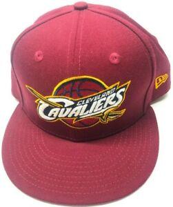 Cleveland Cavaliers NBA New Era 9FIFTY Snapback Hat - -1