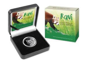 2018-Australia-Australia-Zoo-Ravi-Red-Panda-1-oz-Silver-HR-Proof-5-SKU52981
