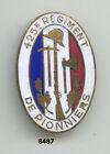 Insigne infanterie , 425 Régiment de Pionniers