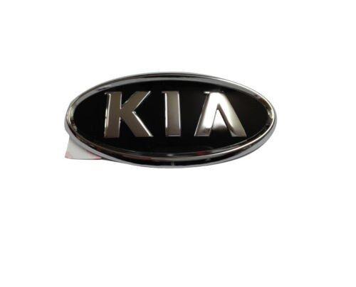 Kia Sorento 2006-2012 OEM GENUINE Parts Front Grille KIA Emblem 863203E500