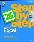 Microsoft Excel Version 2002 Step by Step by Curtis Frye (Mixed media product, 2001)
