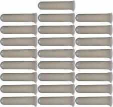25 Pack of 140 round Gen-X Global Paintball pods/tubes- Smoke