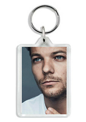 Bag Tag *Great Gift* Louis Tomlinson Keyring