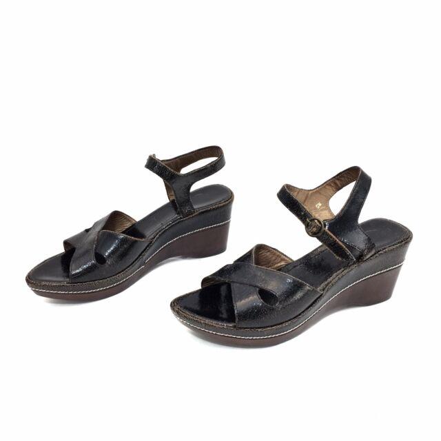 Robert Clergerie Womens Sandals Black 9