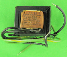 14 VCT 250ma Transformer 117V In Chassis Mount 7V AC .25A Amp @ Center Tap New