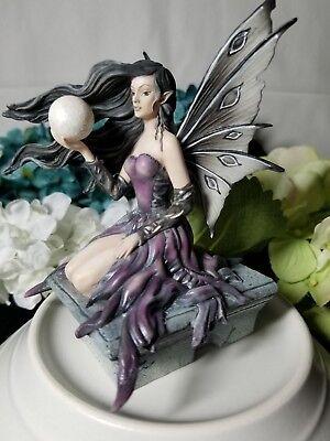 Fairy Site /'Queen of the Woods/' by Renee Bietempfel NIB Retired
