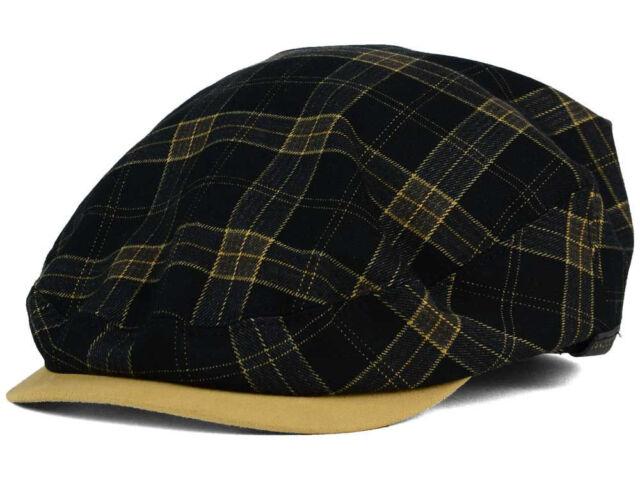 4c812f28e Kangol Authentic Ivy Flexfit Carat Plaid Gold Peebles K5057hw S/m Hat Cap
