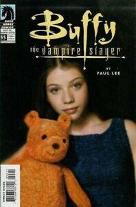 Buffy-the-Vampire-Slayer-Vol-1-55-Near-Mint-NM-CoverB-Dark-Horse-MODERN-A