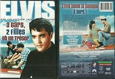 DVD - 3 GARS, 2 FILLES ET UN TRESOR avec ELVIS PRESLEY / COMME NEUF - LIKE NEW