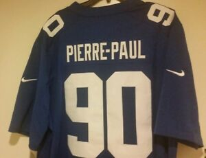 Wholesale Jason Pierre Paul 90 NY Giants Nike NFL Football Sports Game Jersey  supplier