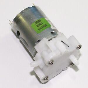 S571-Pumpe-Wasserpumpe-Zahnradpumpe-3-12V-selbstansaugend-Schiffe-Brunnen