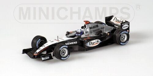 McLaren MP4 19 D. Coulthard 2004 1 43 Model Model Model MINICHAMPS 15c82d