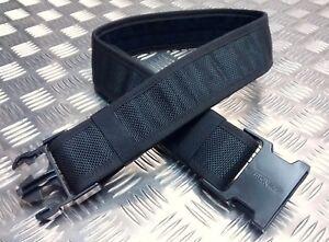 veritable-britannique-mod-MILITAIRE-POLICE-Production-noir-ceinture-securite