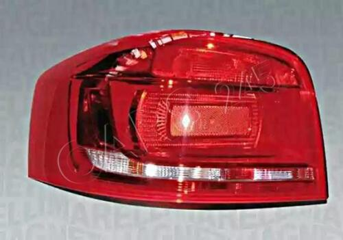 Tail Light Rear Lamp RHD 3DR Nearside Fits AUDI A3 8P S3 Facelift 3DR 2008-2012