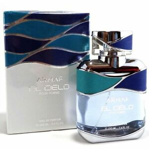 Armaf-El-Cielo-Pour-Homme-3-4-oz-100-ml-Eau-De-Parfum-Spray-For-Free-Shipping