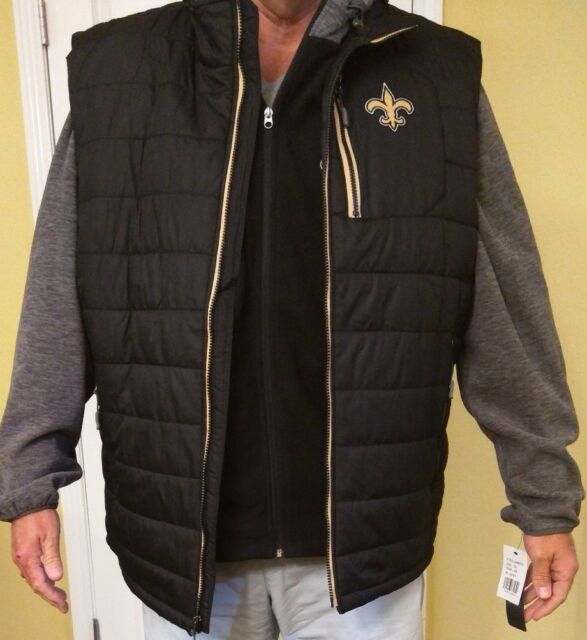 Seattle Seahawks G-III NFL Double Track Systems 3-in-1 Vest Jacket Mens 4xl 23cce95d5
