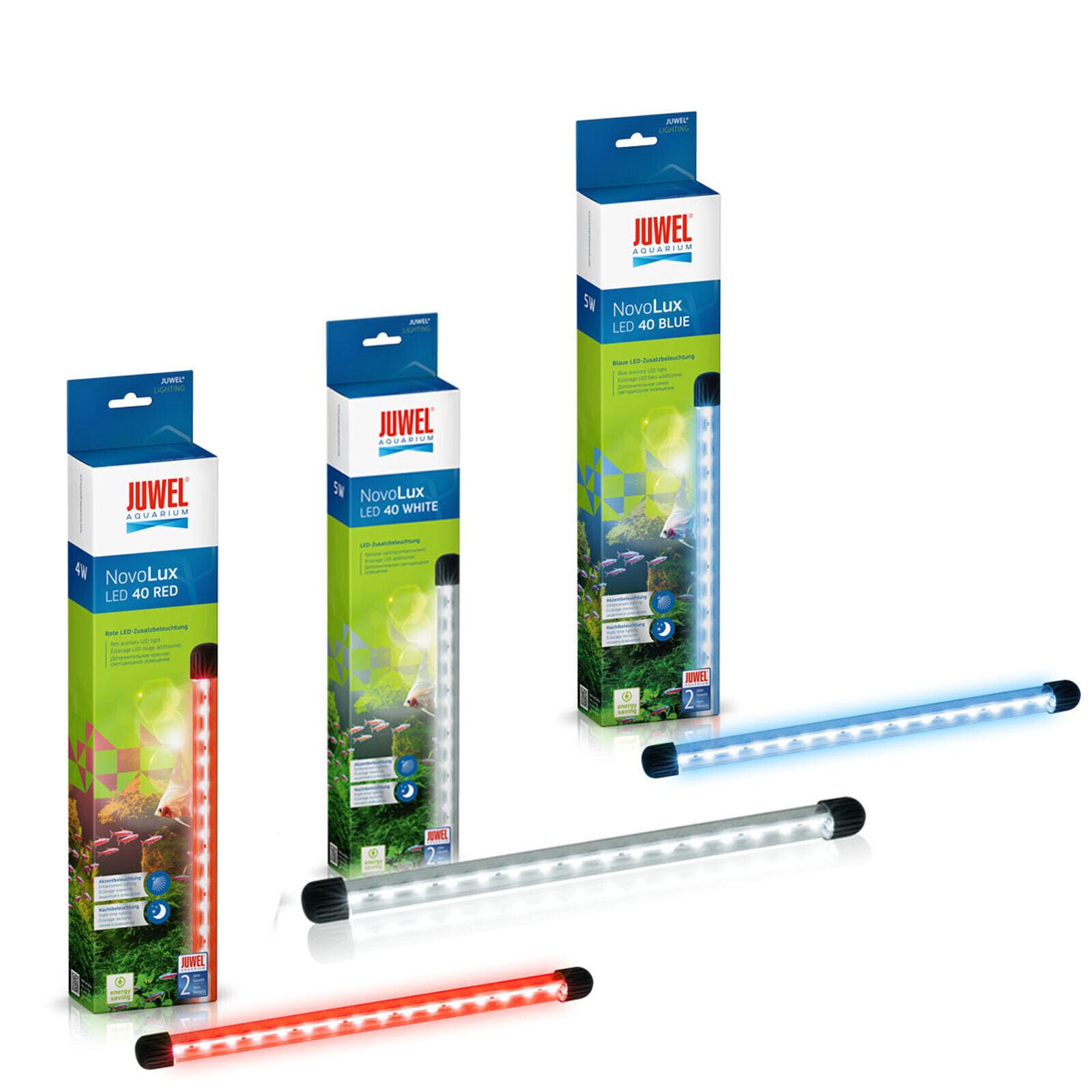 Genuine Juwel NovoLux LED 40 White   bluee   Red Waterproof Energy-saving Light