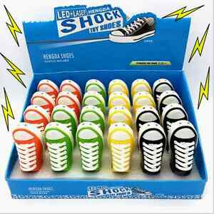 Electric-Shock-shoes-key-chain-Toy-Utility-Gadget-Gag-Joke-Funny-Prank-Trick-MT