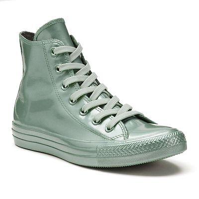 Women's Converse Chuck Taylor All Star Metallic Rubber High Top Sneakers ~ NWT! | eBay