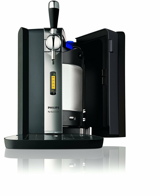 Philips HD3620 25 Grifo de Cerveza para Barril de Varias Marcas Enfria a 3 °C