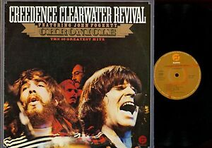 DLP-CREEDENCE-CLEARWATER-REVIVAL-CHRONICLE-RARE-JUGOTON