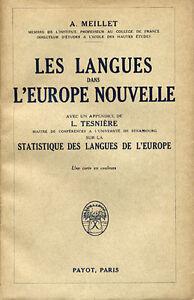 A-MEILLET-APPENDICE-DE-LUCIEN-TESNIERE-LES-LANGUES-DANS-L-039-EUROPE-NOUVELLE