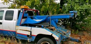 2002 chevrolet Silverado 3500 TOW TRUCK WRECKER
