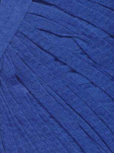 Bulky KATIA Tahiti Color 23 Blue 100/% Combed Mercerized Cotton