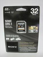 Sony 32g Xavc S 4k Ultra Hd Best Sd Memory Card For Ideal Sony Ax33 4k Video